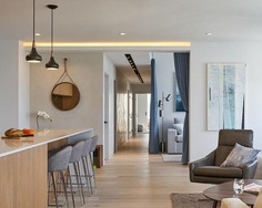 Coal Harbour Apartment by Haeccity Studio Architecture