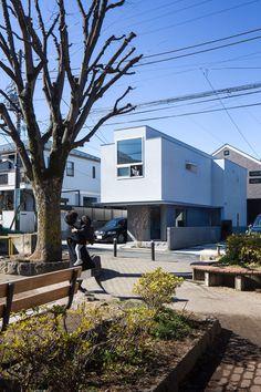 Adorable House by FORM/Kouichi Kimura Architects