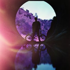 vincentperraud: Max Charveron - California #photo #bicycle