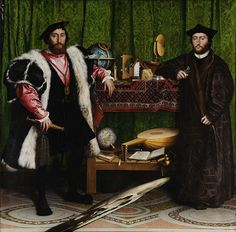 1039px-Hans_Holbein_the_Younger_-_The_Ambassadors_-_Google_Art_Project.jpg (1039×1024)