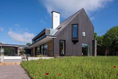 House 19 is a Fusion of Traditional Architectural Forms and Pragmatic Sustainability Features 13