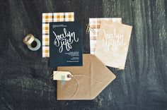 Oh So Beautiful Paper: A Paper Blog – Unique and Custom Wedding Invitation Ideas and Modern Stationery - Part 11 #wedding #print #cards #invites