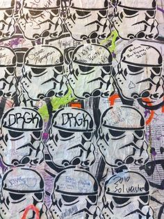 All sizes | Market Grafitti | Flickr - Photo Sharing! #grafitti #starwars #paste #wheat