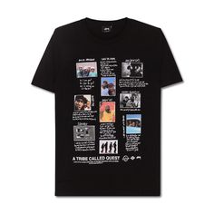stussy tee a tribe called quest handwriting #stussy