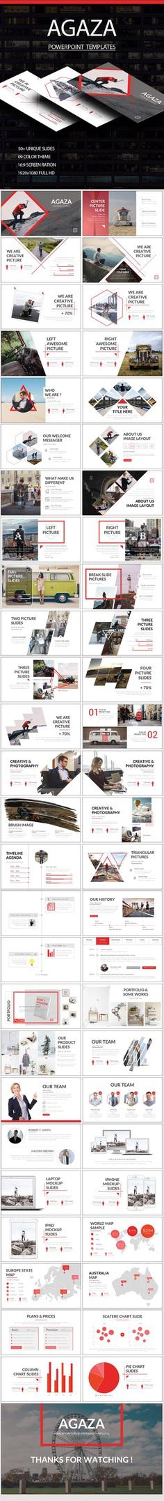 AGAZA PowerPoint Templates - PowerPoint Templates Presentation Templates