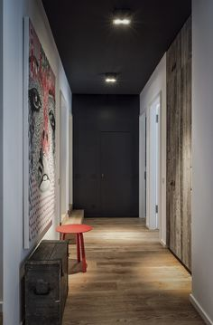 Apartment Berlin MItte on Behance #interior #design #home