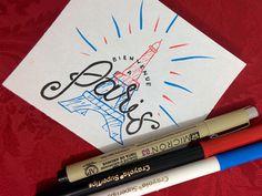 Louis Pellissier | Brush lettering checkout my portfolio: http://behance.net/pellissier http://instagram.com/leguste