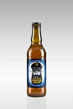 Kapteenin Pöytäolut by Ugo Gattoni — Agent Pekka #beer #pekka #agent #gattoni