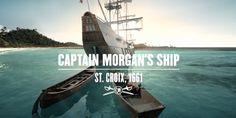 Part Designer, Part Nerd #morgan #design #captain #ship #up #logo #lock
