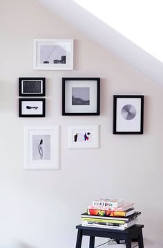 Prints threesome #interior #threesome #prints #home #roof #minimal