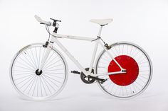 Copenhagen wheel bicycle #smart #bikes