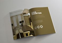 Concept.ru furniture brochure visuals on Behance