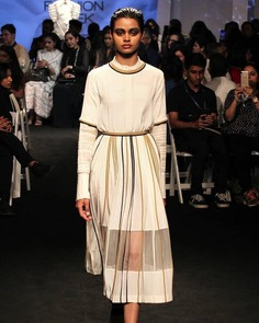 #Day1 - Lakme Fashion Week Summer/Resort 2020 at Jio Garden, Mumbai, India