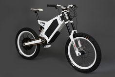 electric bike #bike #vehicle #white #off-road