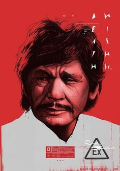 death_wish01.jpg (JPEG Image, 650x921 pixels) #bronson #illustration #wish #charles #death #gabz