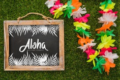 Aloha concept with slate Free Psd. See more inspiration related to Mockup, Floral, Summer, Template, Blackboard, Grass, Tropical, Holiday, Chalkboard, Mock up, Decoration, Pineapple, Decorative, Vacation, Templates, Aloha, Up, Season, Concept, Hawaiian, Slate, Composition, Mock, Exotic, Summertime and Seasonal on Freepik.