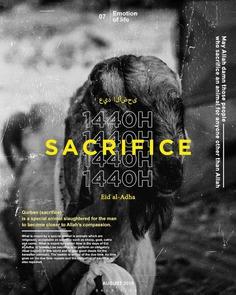 Sacrifice = Pengorbanan