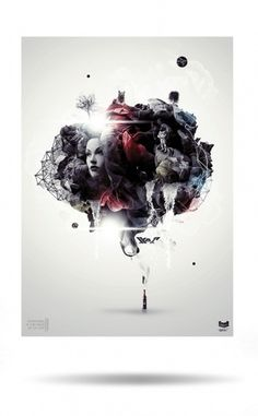 DUST on the Behance Network