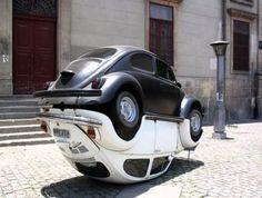 Jay Mug  VW Beetle Love #design #photography