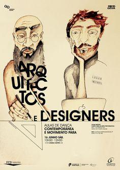 Baubauhaus. viamarianabaldaia.com #illustration #typo #poster #viamarianabaldaiacom