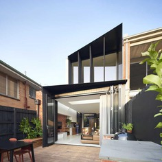 Perfect-Imperfect House / Megowan Architectural