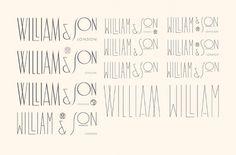 Andreas Neophytou #williamson #type #design #identity #logo