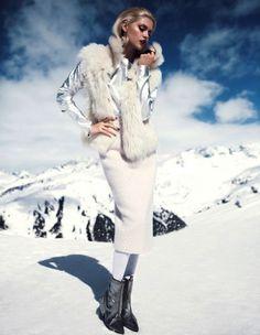 Martina Dimitrova  for DV Mode Magazine