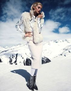 Martina Dimitrova for DV Mode Magazine #model #girl #photography #portrait #fashion #winter