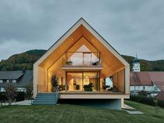 House R / Dietrich   Untertrifaller Architekten