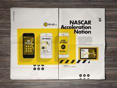 Behance :: STUDIOJQ 2014 // Brand refresh & Portfolio Development by STUDIOJQ ™ #newsprint #layout #mobile #portfolio