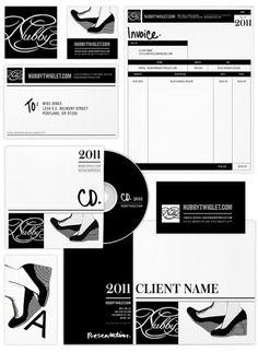 Nubbytwiglet.com » Blog Archive » Nubbytwiglet.com 2011 Identity #brand #identity