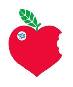 James Joyce #apple #red