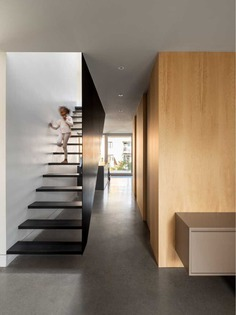 staircase / Natalie Dionne Architecture