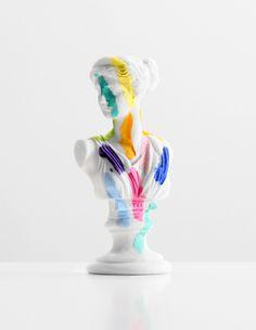 tumblr_msyevdmVZg1qemliuo1_1280.jpg (600×775) #statue #color