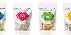 Sugarpova. #packaging #candy #colorful