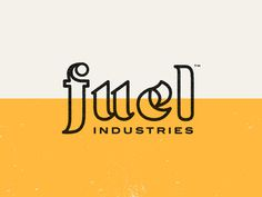 Fuel Industries #graphic #clean #fun #simple