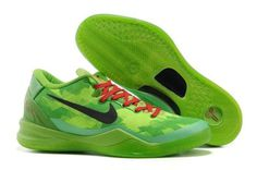 New Shoes Nike for Sale Zoom Kobe Viii 8 Green Black