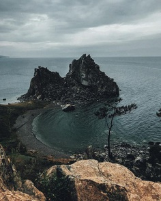 Spectacular Landscape of Lake Baikal area in Siberia by Alexey Matveev