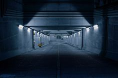 photo #ramp #garage #road #park #car #dark