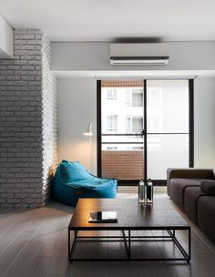 Taichung Hsu Residence by Z-axis design #interior #design #minimalism