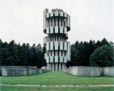 Russian Brutalist Architecture