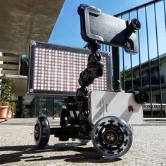 iStabilizer Dolly #tech #flow #gadget #gift #ideas #cool