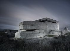 Abandoned WW2 fortifications. on Photography Served
