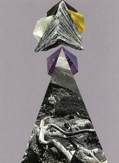 William Crump | High-Hi #crump #collage #william