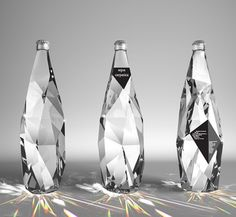 diamond #packaging #lowpoly #water #bottle