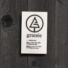 Granee stationary stamp