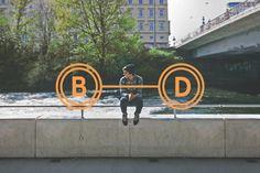 B|D Landscape Architects #passport #logo #identity #branding
