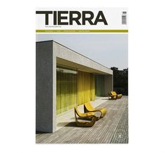 TIERRA magazine on the Behance Network