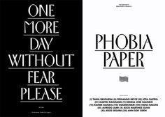 phobiapaper #type