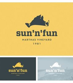 Sun'n'Fun, by Matt Yow | Focus Lab, LLC | Branding & ExpressionEngine Experts #simple #classic #incredible #branding